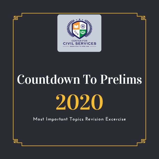 current affairs upsc prelims 2020