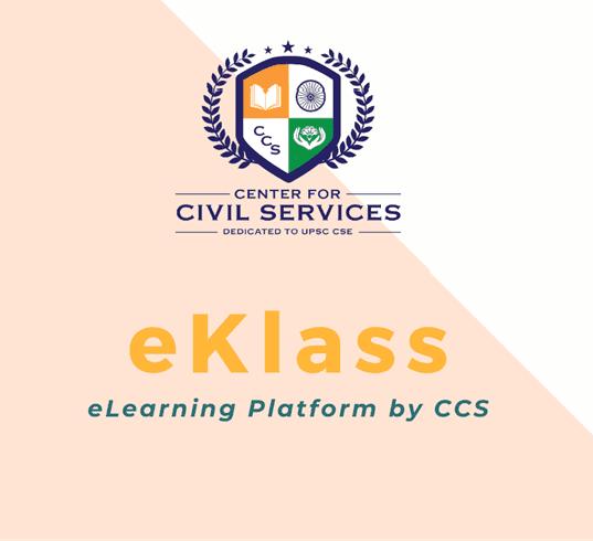 Online UPSc Coaching UPSC-CSE elearning platform